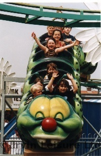 Childrens Roller Coaster