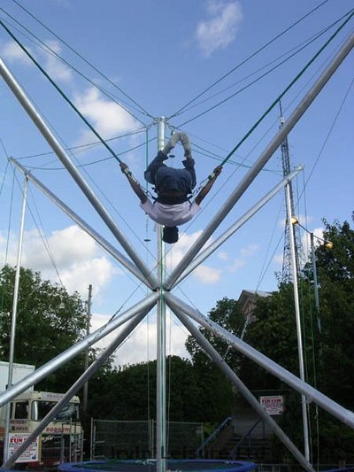 Bungee Trampoline Image