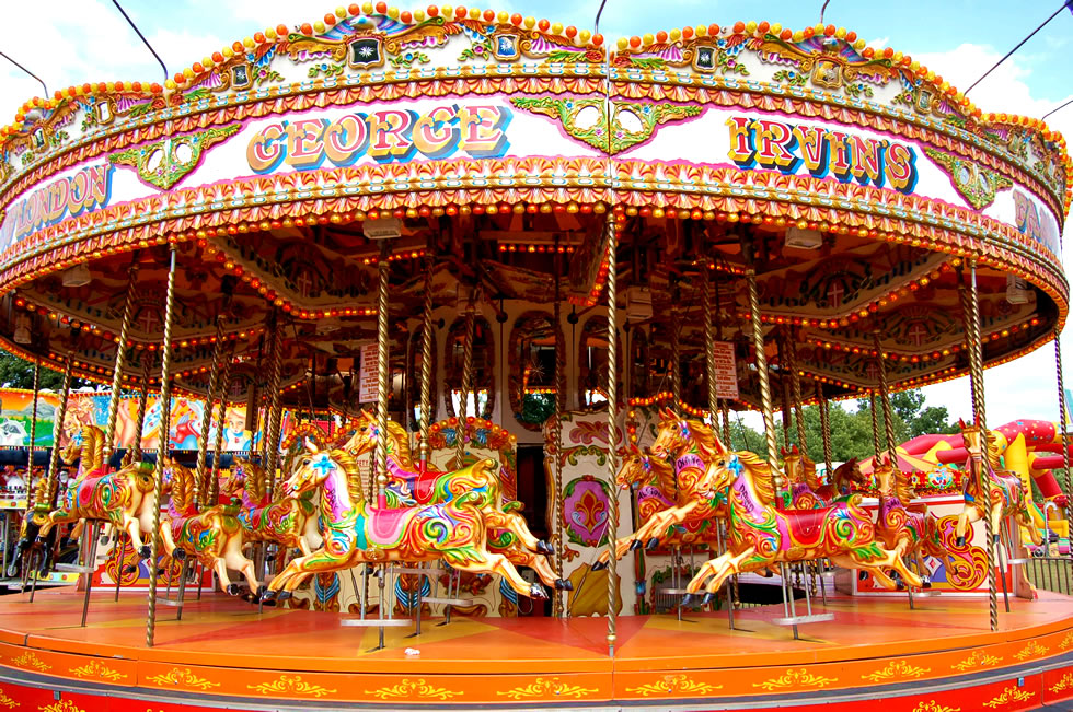 Traditional & Family Rides Archives - Fairground Ride Hire and ...