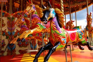 Hire Funfair and Fairground rides for corporate events - Irvin Leisure