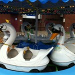 Kids Swan Ride 2