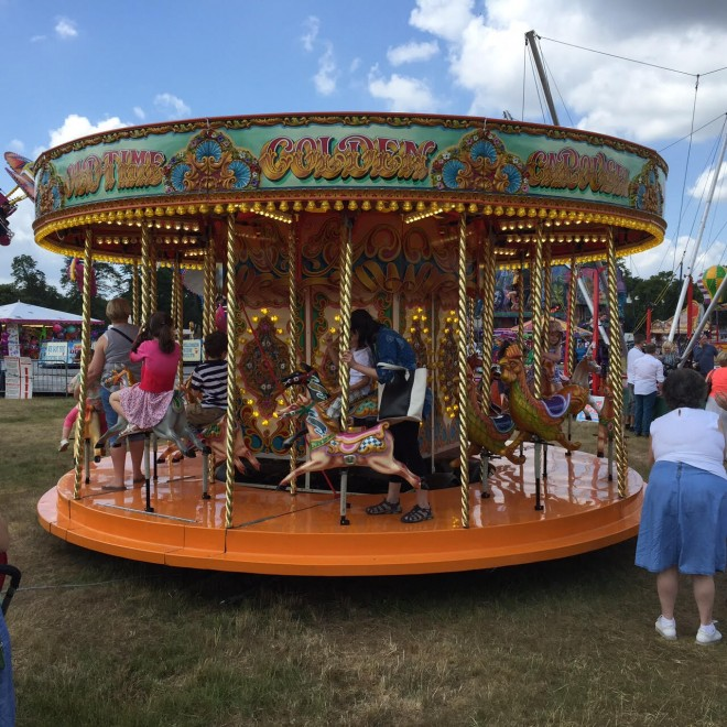 Fairground prizes for kids
