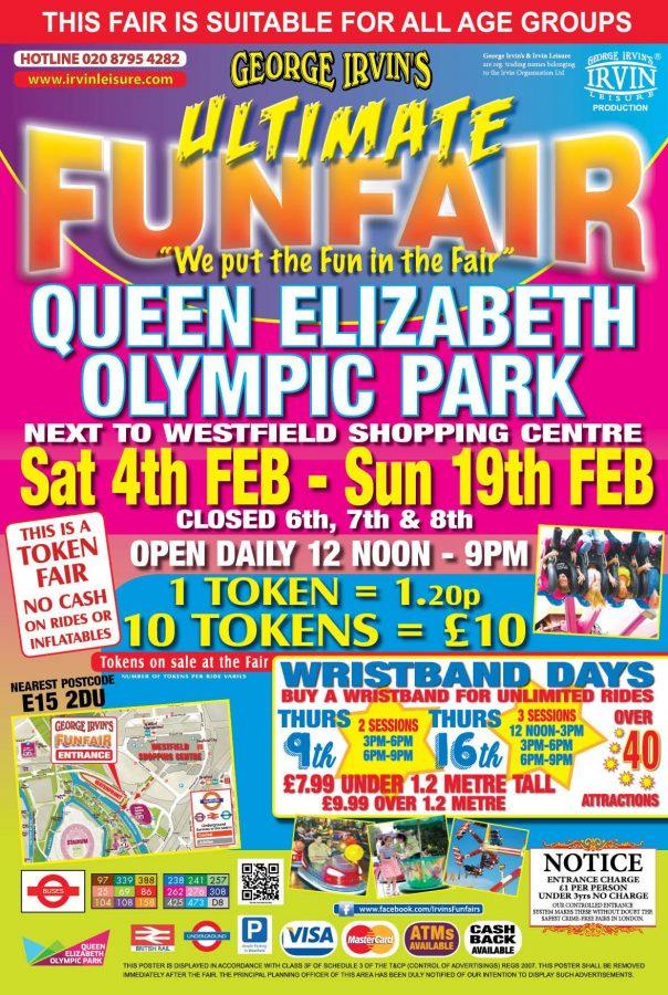 Venue Queen Elizabeth Olympic Park