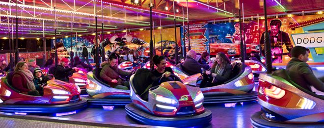 Bumper Cars For Hire